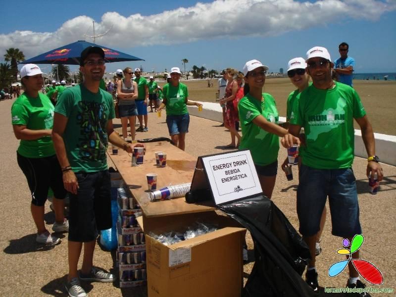 Voluntarios P. A.